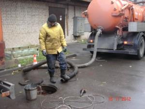 Как формируется цена на чистку канализации